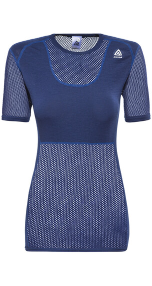 Aclima Coolnet Undertøj af kunstfiber Damer blå